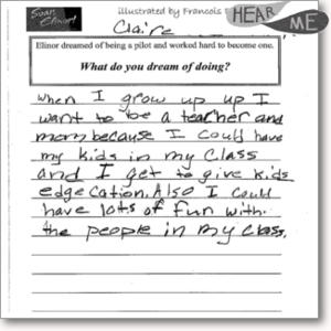 Claire_8_teacher%20mom_education