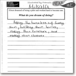 Mikala_8_helping%20the%20homeless_education